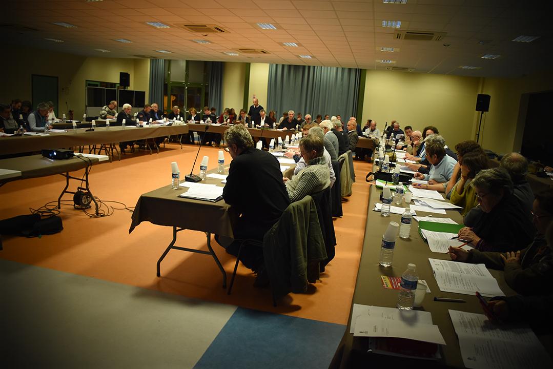 Conseil communautaire Saint-Flour Communauté du 20 novembre 2017