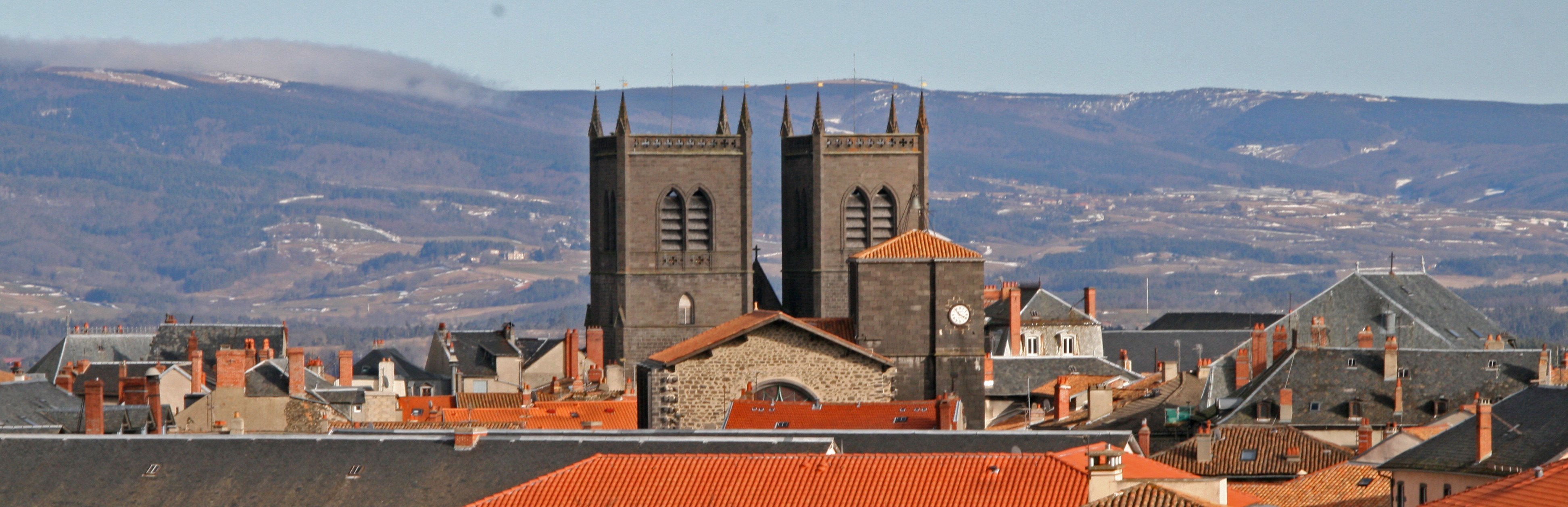 urbanisme SPR saint flour cathédrale