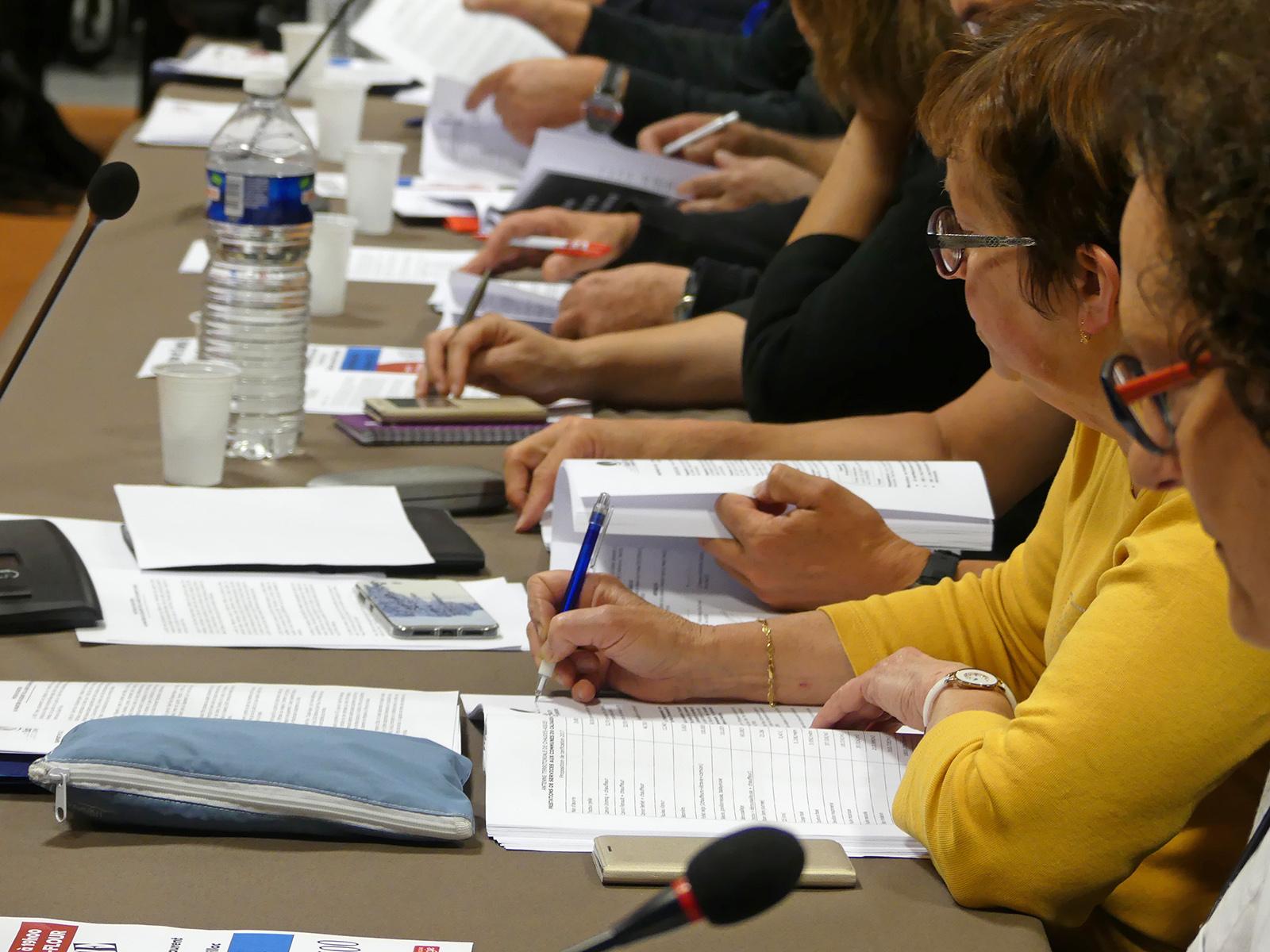 Conseil communautaire panoramique 25 septembre 2017 (2)