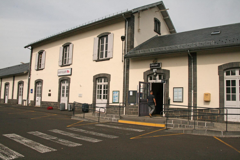Gare SNCF de Saint-Flour