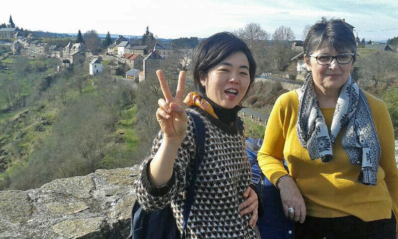 Natsuko Uchino Chaliers