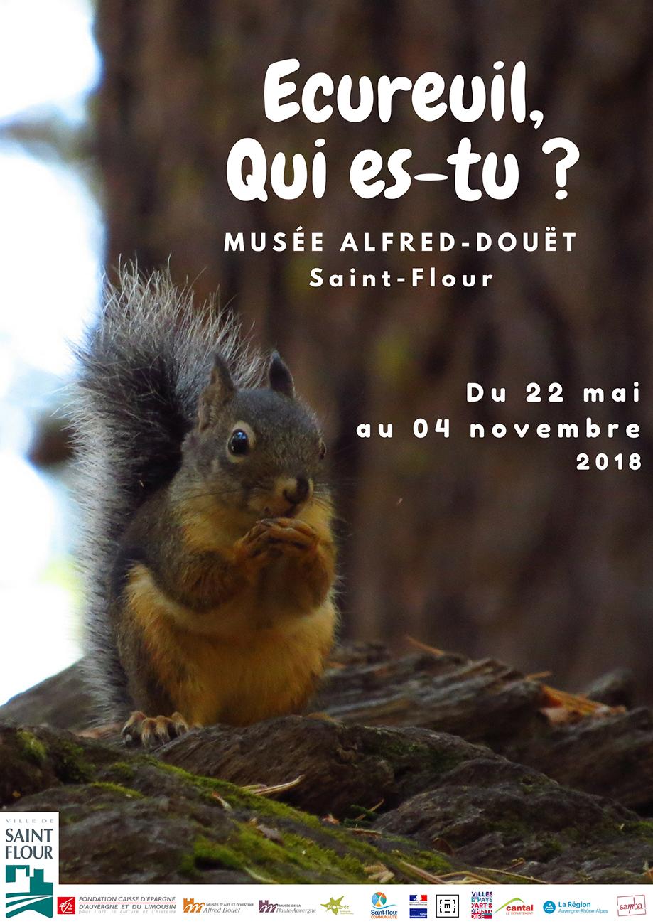 Exposition Ecureuil qui es tu