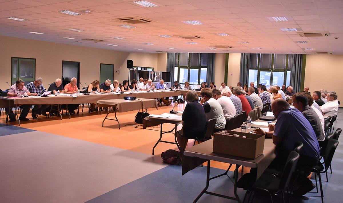 conseil-communautaire-24-juillet-2018-Saint-Flour-Communauté