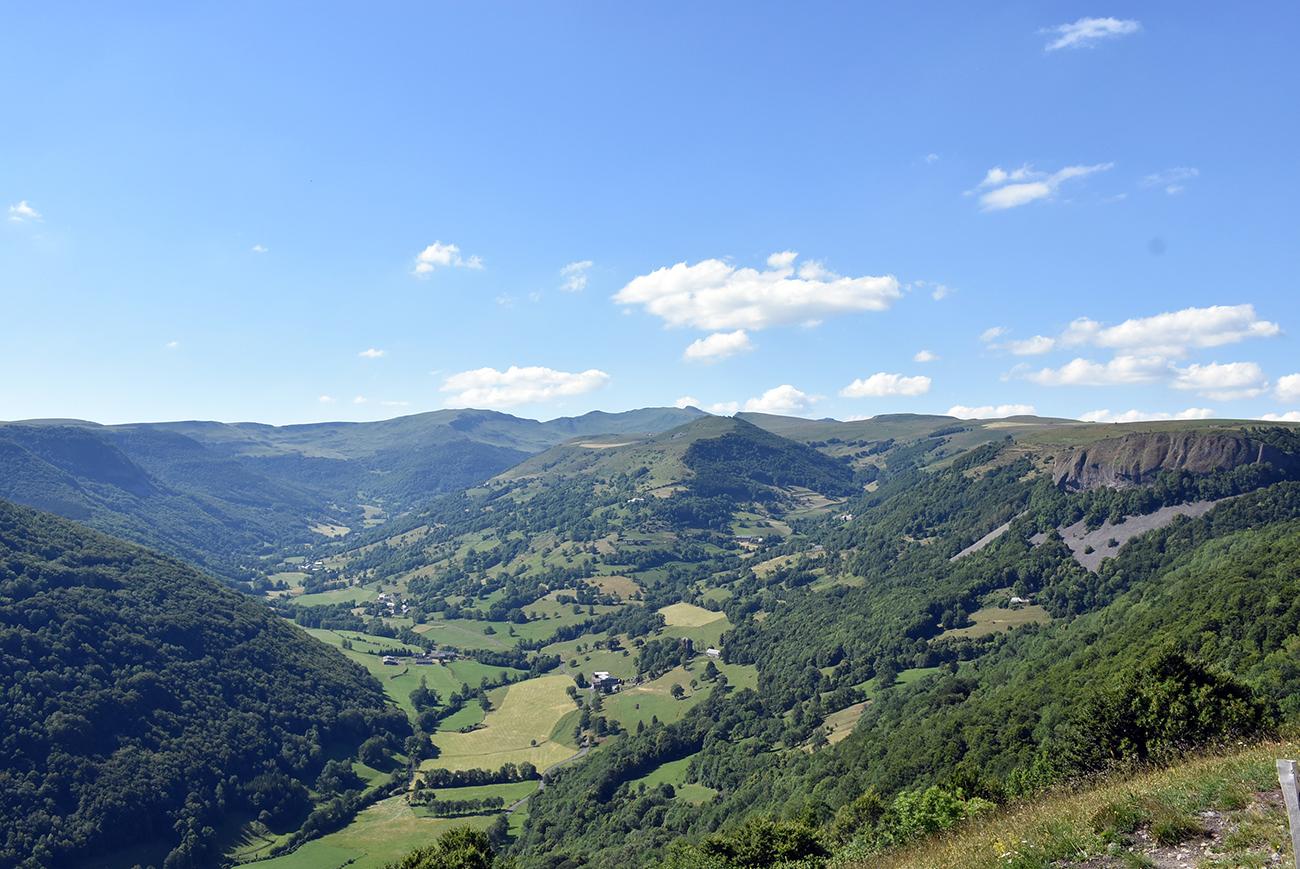 Vallée de Brezons - ©Saint-Flour Communauté