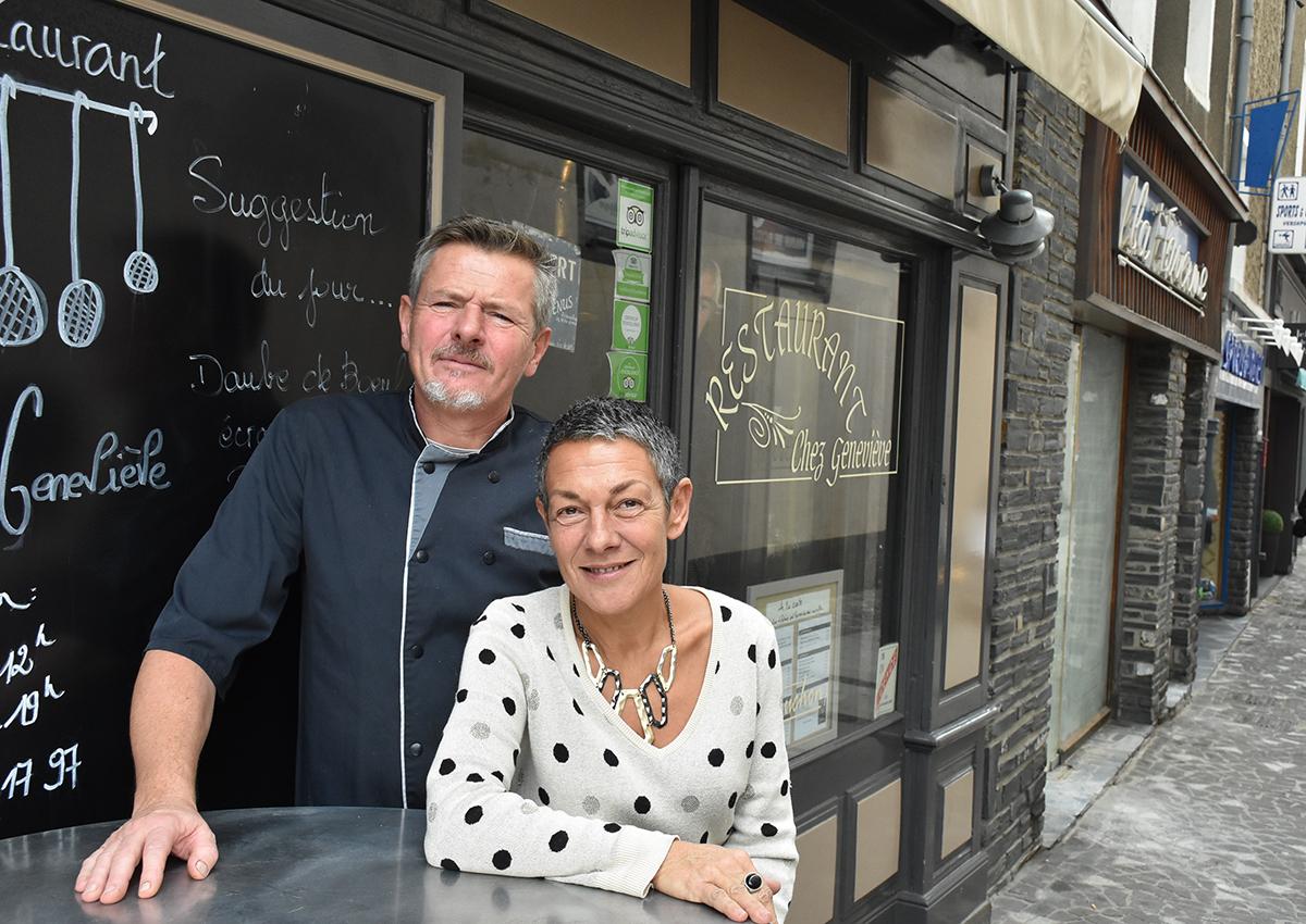Le Petit Bouchon - Chez Geneviève - Saint-Flour