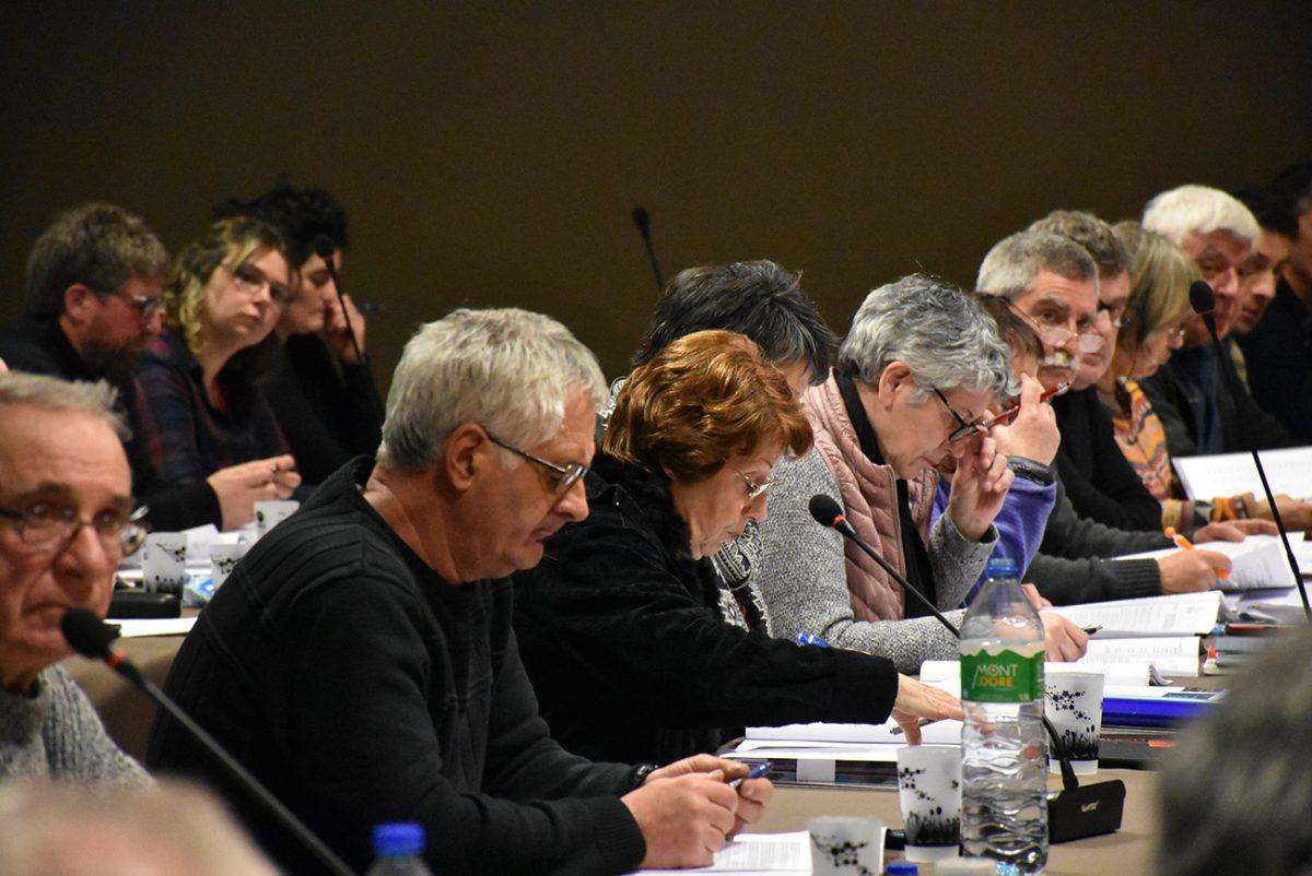 Conseil communautaire du 11 février 2019