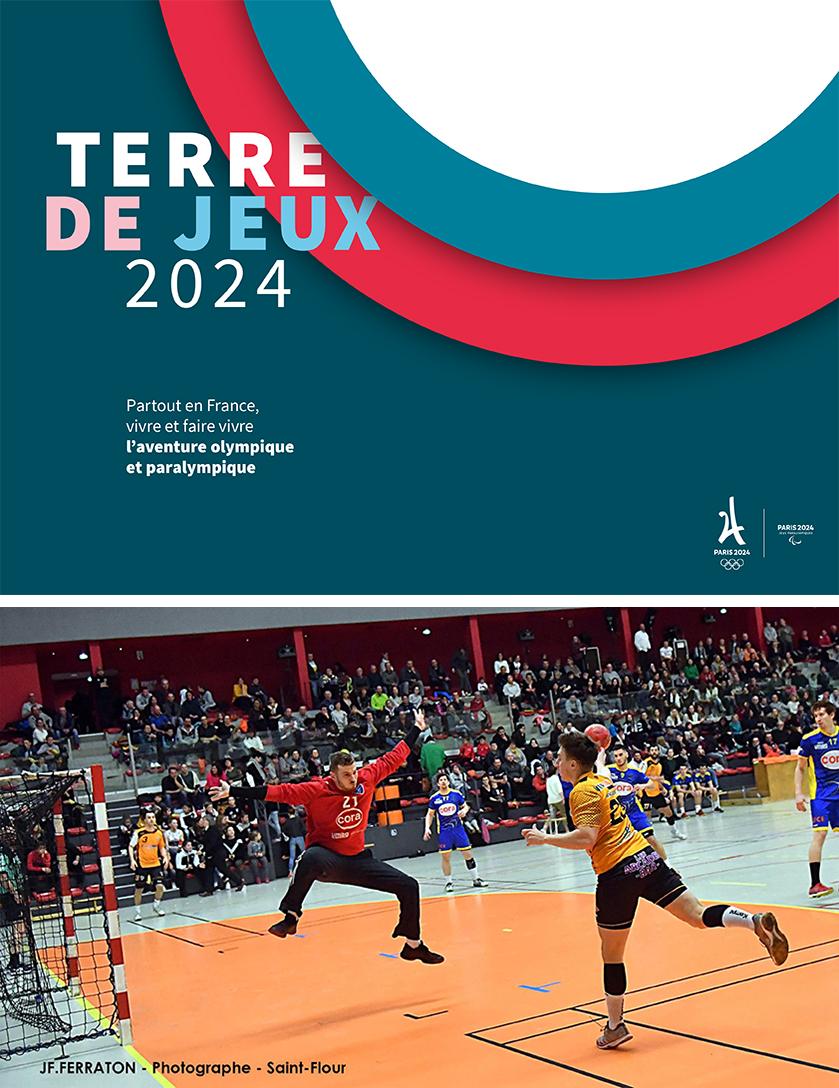 terre de jeux - JO - Paris 2024
