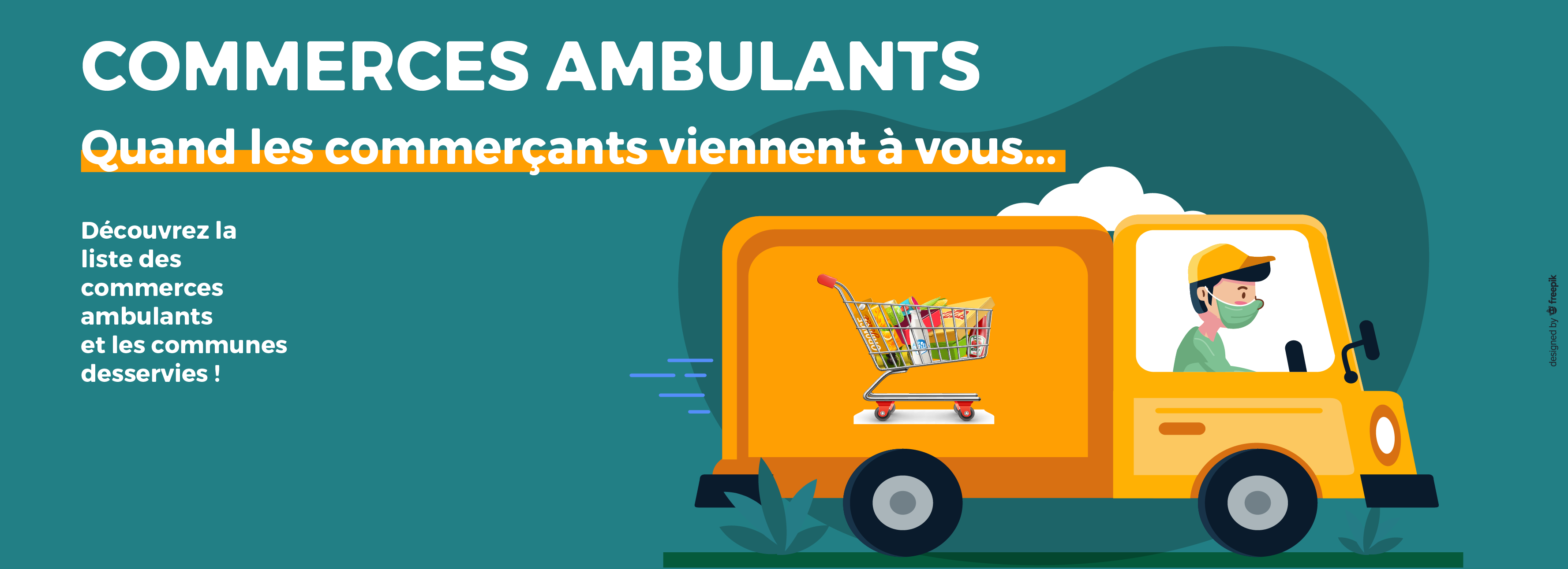 Commerces ambulants Saint-Flour Communauté
