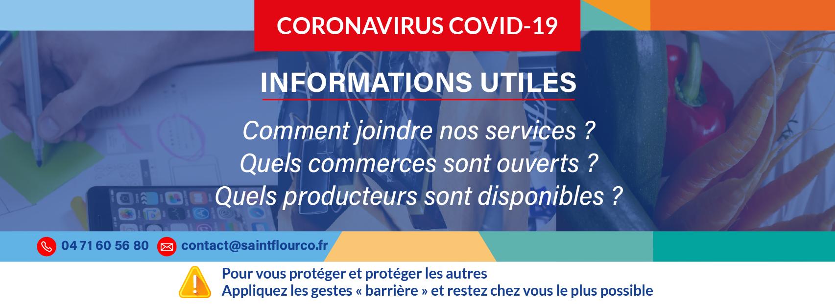 informations utiles commerces services producteurs saint-flour communauté