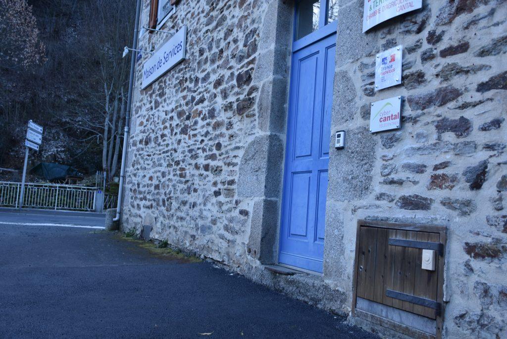 maison des services Pierrefort France Services