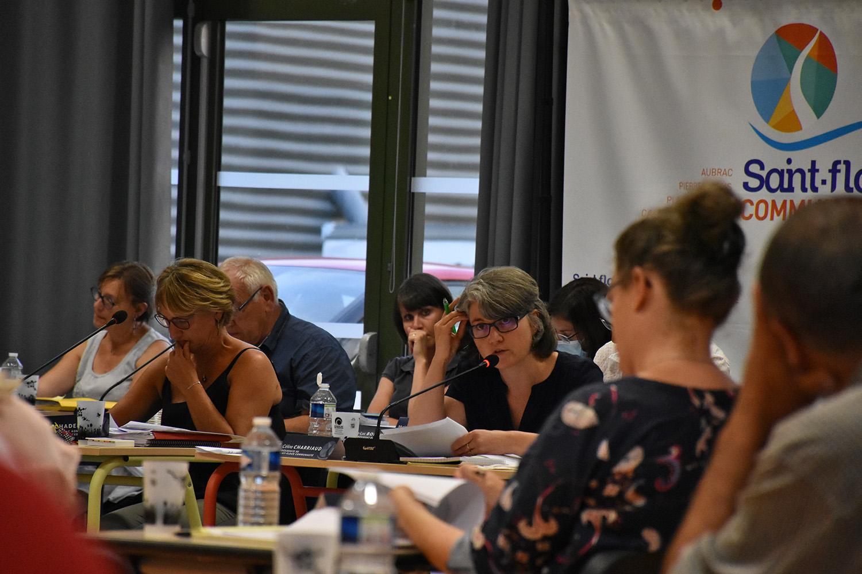 Conseil communautaire budget 2020 30 juillet 2020