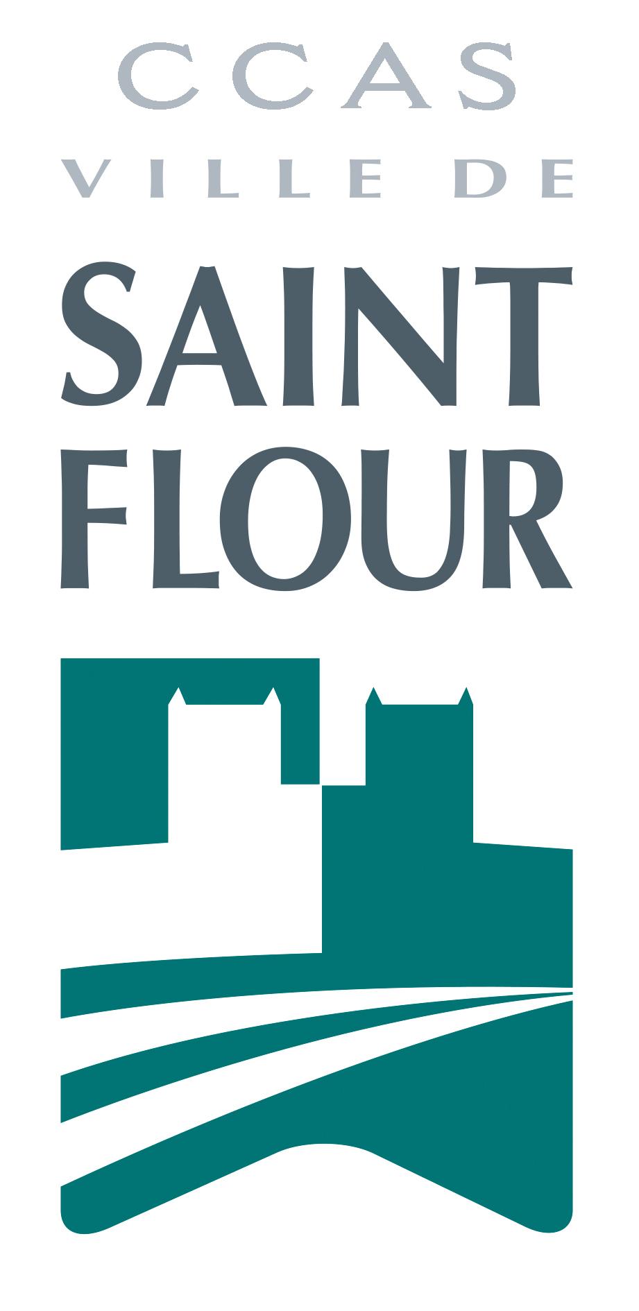 Logo CCAS de Saint-Flour