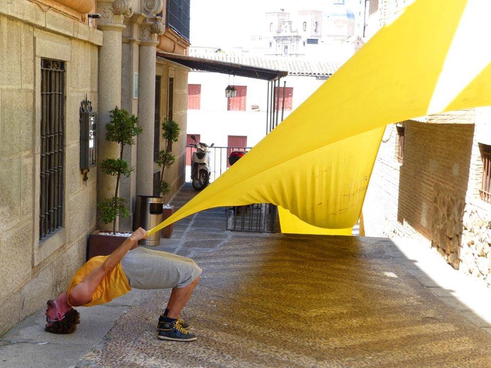 Street Pantone Saint-Flour 19 septembre 2020 journées européennes patrimoine