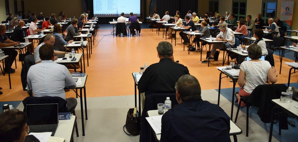conseil communautaire Saint-Flour Communauté 2 septembre 2020