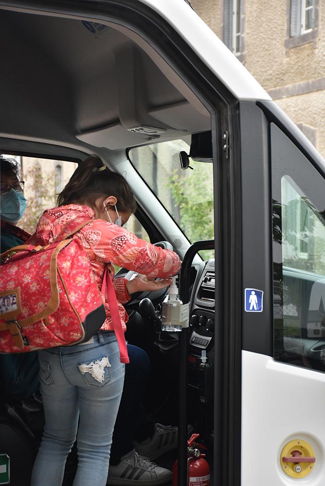 Transports scolaires rentrée 2020-2021