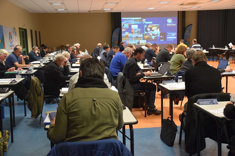 Conseil communautaire du 13 octobre 2020 Saint-Flour Communauté